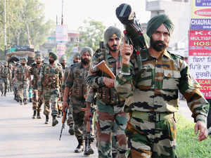 The Army rushed in its special forces by 9 am but the unit was not allowed to go in, a seniorMHAofficial said.