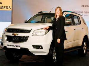 In a market that grew 3.9% in FY15, General Motors India posted a decline of 35% to sell just 51,839 units in the domestic market.