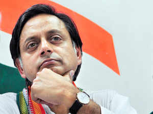 The party president had taken Tharoor to task for supposedly leaking to the media details of a meeting of Congress MPs.