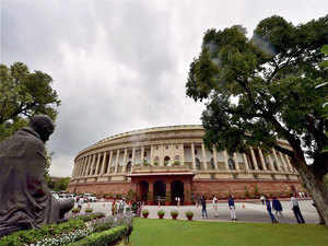 """Parliament is a place for debate on serious issues and not trivial matters,"""" he said, holding Congress and other opposition parties responsible for the impasse."""