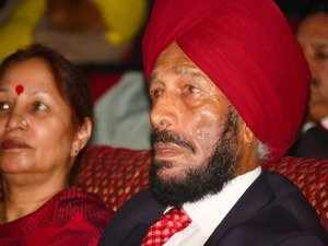 Milkha Singh said the autistic sportsperson has set an example for millions of young Indians that anything is possible to achieve with self belief and hard work.