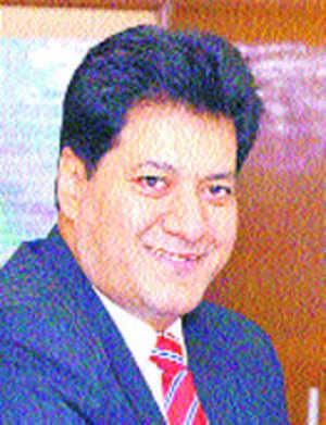 Rajesh Sud, CEO, Max New York