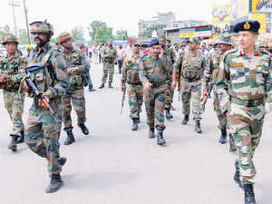 Army sources said that while the Northern Command is always in the high alert state due to the sensitive situation in areas under its operational mandate, the western High Command too has been put on high alert.