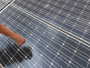 India's Acme Solar has won bids for at least 446 megawatts (MW) in the country's largest solar tender in Telangana, a company executive said.