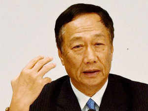 Foxconn Chairman Terry Gou said India offered 'good investment opportunities' for a 5-10 year horizon for the Taiwanese company, which has been enthused by PM Modi's vision.