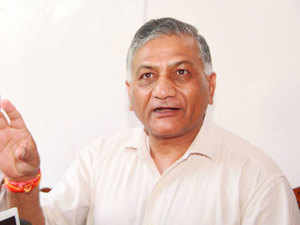 """""""In the current 12th Plan till now, district authorities spent Rs 3,122.20 crore on works recommended by Rajya Sabha members,"""" Statistics Minister V K Singh said."""