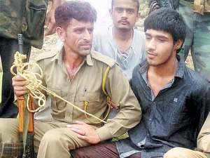 The lone terrorist captured after the attack on BSF convoy in Udhampur has identified himself as Mohammed Naved from Faisalabad in Pakistan.