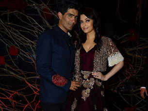 Manish Malhotra's star-studded finale at AICW 2015