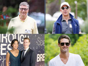 Forbes list 2015: A look at world's wealthiest individuals in tech