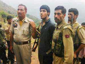 J&K Police claimed that terrorists involved in yesterday's Udhampur attack on a BSF convoy were trained 'fidayeens' and backed by Pakistan's ISI.