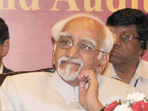 30 NDA lawmakers wrote to Hamid Ansari demanding action against those members who are forcing adjournments on the Lalit Modi and Vyapam controversies.
