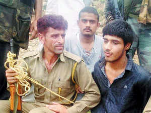 Mohammed Naved is an important catch for the security agencies, but he is surely not the first Pakistani national to be picked up after Ajmal Kasab.