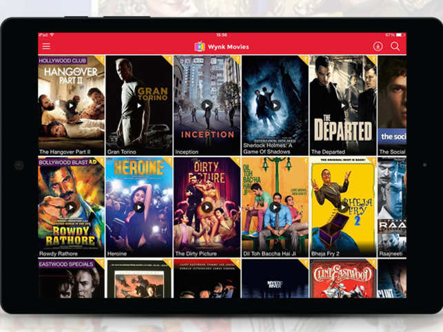 Bharti Airtel Launches Wynk Movies App For Unlimited Video Streaming