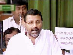BJP MP Nishikant Dubey.