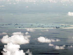 Countries including USA, India, Japan and Australia expressed concern over China's territorial claim and creation of artificial islands in the South China Sea (SCS) region.