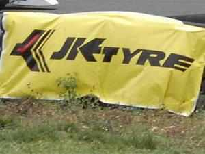 A deal would take the company's share of the Indian market to about a fifth from approximately 16% now, bringing JK Tyre on par with No. 2 Apollo Tyres.