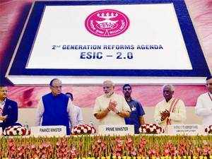 ESIC, an arm of Labour Ministry, has a direct subscriber base of 1.95 crore, covering a population of around eight crore people under its cover.