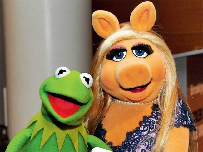 Why are Kermit and Miss Piggy making headlines - The Economic Times