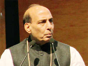 "We are open to amendments of GST Bill in future as per suggestions of traders,"" Rajnath said."