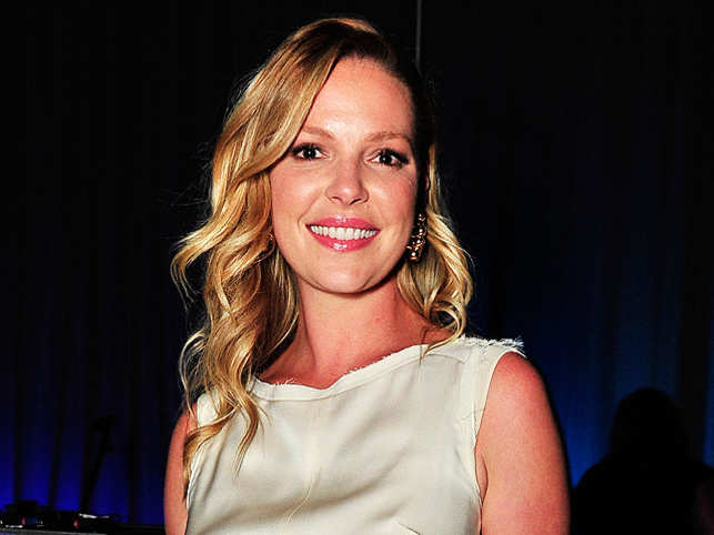 Katherine Heigl Wont Be Back On Greys Anatomy The Economic Times