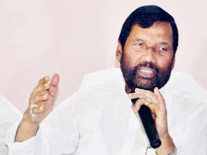 RamVilasPaswanhad said last week that the government is considering barter trade of sugar against import of farm items like pulses.