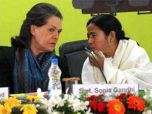 Sonia Gandhi is understood to have come in for praise from Mamata Banerjee during their informal interaction in Parliament House.