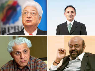 4 Indians among world's 20 richest people in tech: Forbes