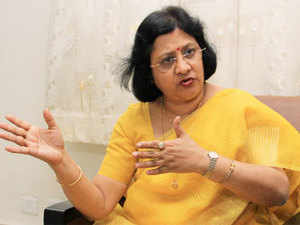 SBI chief Arundhati Bhattacharya today said Chinese currency Yuan devaluation is a challenge and expressed hope that India has potential to overcome this challenge.