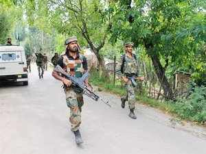 The number of recent encounters with militants and infiltration bids along LoC has raised concerns of the security establishment in J&K.