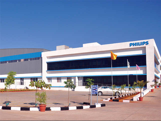 Philips: First global healthcare firm to have a business