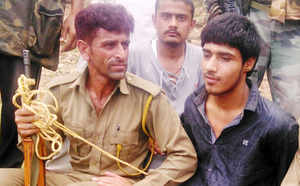 Naveed was brought to Delhi by the National Investigation Agency (NIA) by a special BSF aircraft on Thursday.