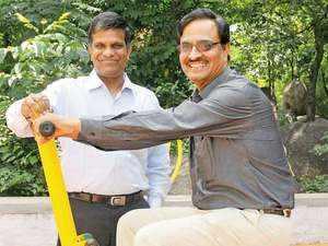 K Chandrasekhar and Shyam Vasudeva Rao, Forus Health