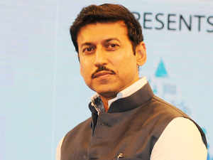 """""""We are committed to the ex-servicemen and an announcement for One Rank One Pension may be made soon,"""" Rathore told reporters here ahead of Independence Day."""
