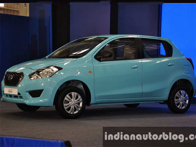 Datsun GO NXT Limited Edition launched at Rs 4.09 lakhs - Datsun GO NXT Limited Edition launched ...