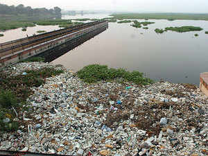 According to a report by Delhi Pollution Control Committee, the capital's 13 common effluent treatment plants are treating only 22% of industrial effluents.