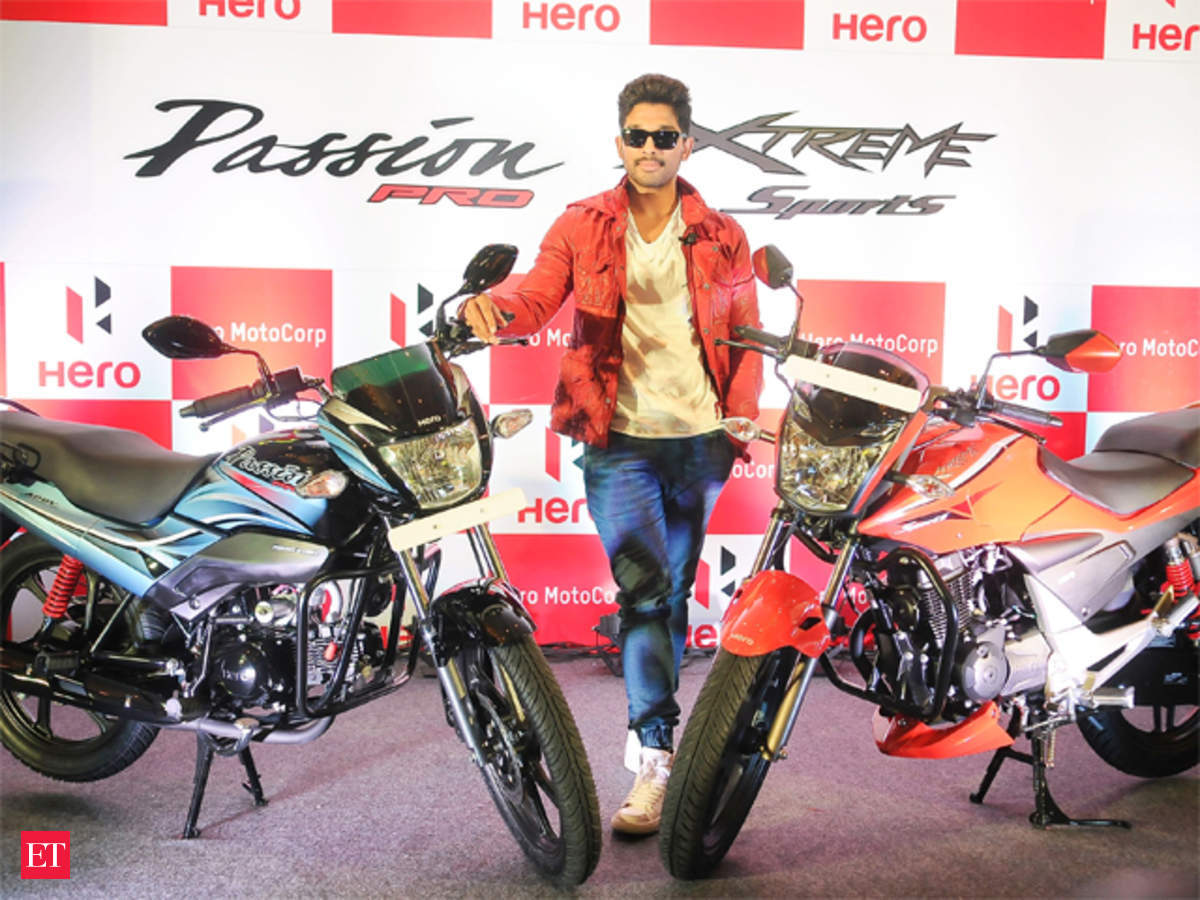 Hero Motocorp Rd Spends Rise Six Fold In Fiscal 2015 The Economic Honda Bikes India Times