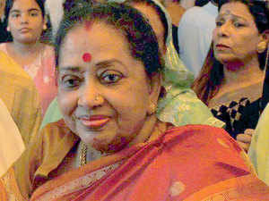 Rashtrapati Bhavan informed the President's wife, Suvra Mukherjee died on Tuesday, at the age of 74.