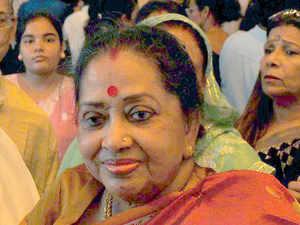 LateFirst Lady Suvra Mukherjee