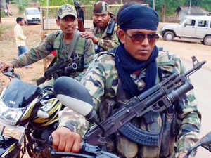 Representative image:A CRPF jawan was killed and another injured in a gun-fight with Naxals today in Chhattisgarh's insurgency-hit Bijapur district.