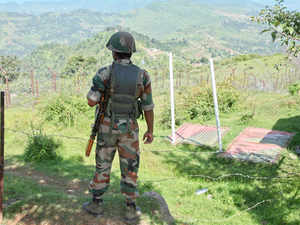 BSF troops resorted to brief firing after detecting suspected movements by some persons along IB in Arnia sector of Jammu district.