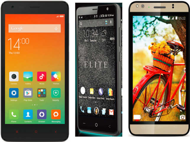 Budget Smartphones Under Rs 7 000 The Economic Times