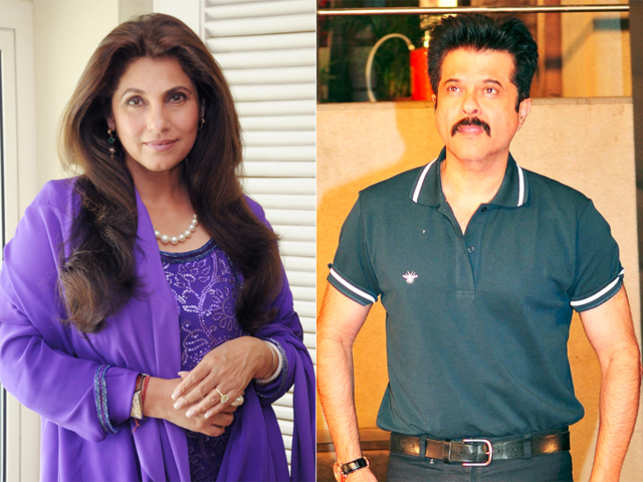 "During the shooting of ""Welcome Back"", Dimple Kapadia told me that she hates me because I don't look old, says Anil Kapoor."