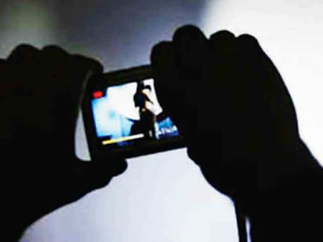 The smartphone and handy cam generation started churning out clips that took thousands of Indian men away from the small seedy theatres. (representative image)