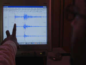 Buildings in 78 per cent of the total human habitat area in India are prone to earthquake because they are not constructed as per proper code, an eminent geo-scientist said.
