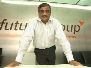 Future Group founder Kishore Biyani said the company will hire some more people from data analytics and banking sectors to beef up its technology team.