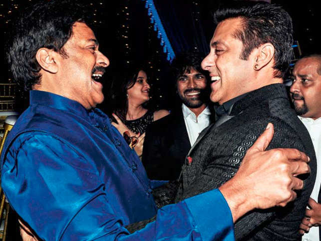 Chiranjeevihas a real-life hero quality which is why he is a hero on-screen also, says good friend Salman Khan. (Image: BCCL)