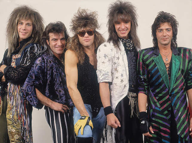 """Frontman Jon Bon Jovi, 53, declared it is the """"end of an era"""" and hinted the split was a bitter one, urging fans to listen to the lyrics of """"Burning Bridges"""". (Getty Images)"""