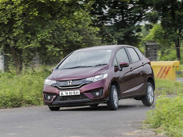 2015 Honda Jazz Vs Hyundai Elite I20 Comparison Review 2015 Honda