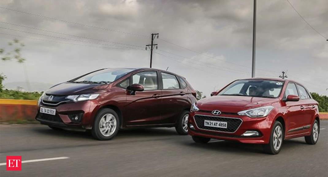 2015 Honda Jazz vs Hyundai Elite i20: Comparison Review