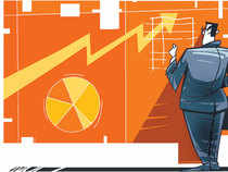 DLF shares settled with gains of 17 per cent today in an otherwise volatile market after the realty major yesterday raised Rs 375 crore through issue of NCDs.